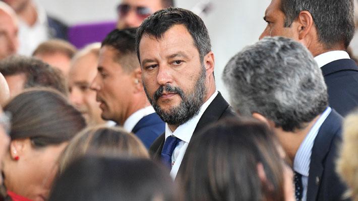 """""""Open Arms"""" increpa a Salvini y ministro contesta: """"No me asustan, lo siento por ustedes"""""""