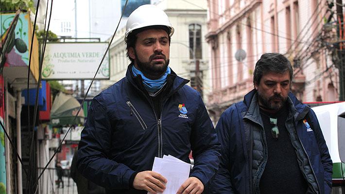 Sharp reconoce mal estado de 4 mil viviendas de Valparaíso a días de derrumbe e incendio que afectaron la ciudad