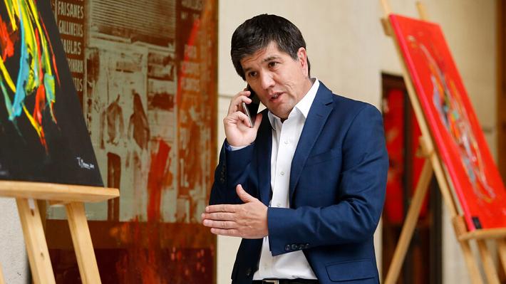 """Acusación constitucional contra Cubillos: Jefe de bancada PS asegura estar """"confiado"""" en que esta semana se presenta"""