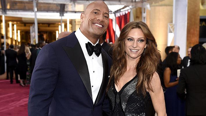 """Dwayne """"La Roca"""" Johnson se casó con su novia Lauren Hashian en una ceremonia secreta en Hawai"""