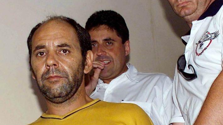 Ex frentista Mauricio Hernández Norambuena llegó a Chile la madrugada de este martes