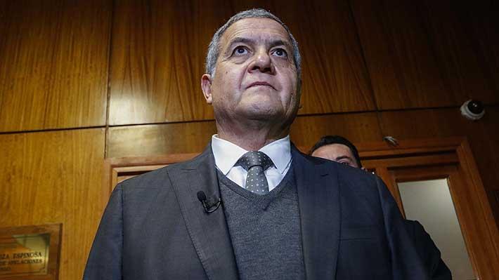 Carroza espera zanjar hoy condena que deberá cumplir Hernández y mañana lo entrevistará por fuga de 1996