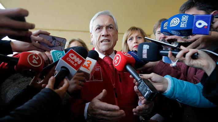 """Presidente respalda a ministra Pérez tras críticas del PS y pide """"respuesta clara"""" del partido"""