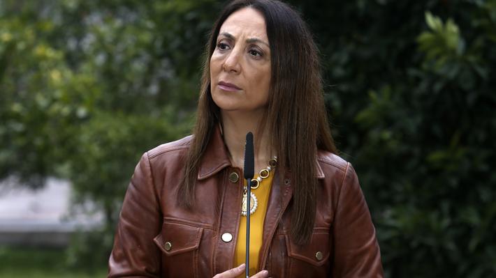 """Vocera de Gobierno tras emplazamiento al PS por supuesto vínculo al narcotráfico: """"No tengo por qué pedir disculpas"""""""