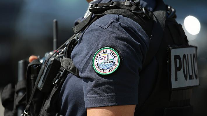 Biarritz blindado: El intenso operativo de seguridad para proteger la cumbre del G7 en Francia