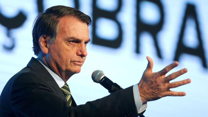 Bolsonaro acusa a ONGs de incendiar la Amazonía y ministro del Medio Ambiente es abucheado en la Semana del Clima