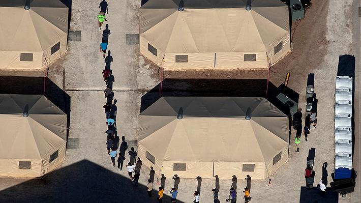 Gobierno de Trump anuncia norma que prolonga la detención de niños migrantes por tiempo indefinido