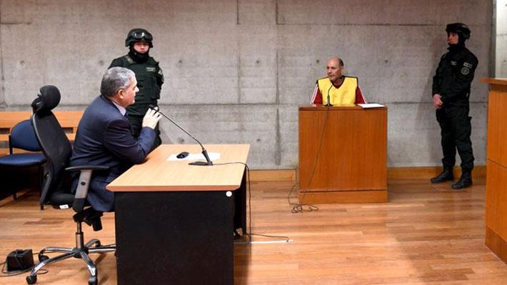 Hernández no declara ante Carroza por fuga de 1996 y pide a ministro abonar 16 años de detención en Brasil