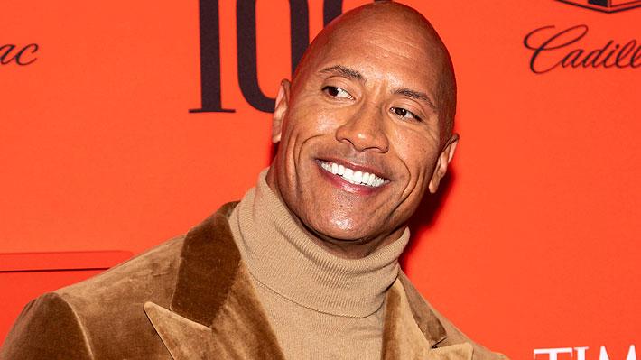 """Dwayne """"La Roca"""" Johnson lidera ranking de actores mejor pagados según Forbes"""