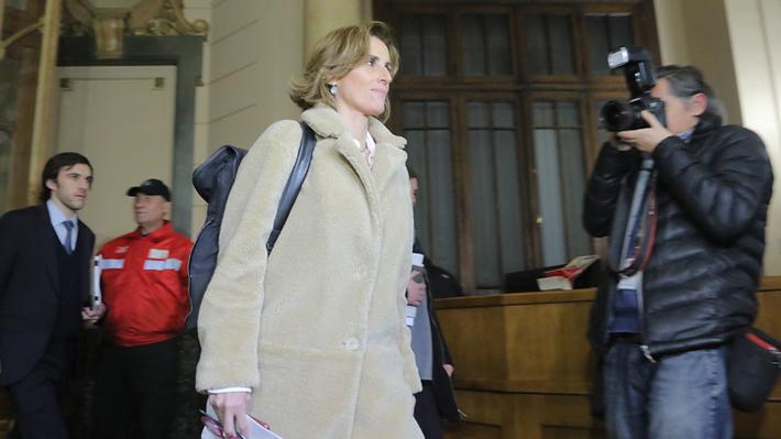 Oposición acuerda presentar acusación contra ministra Cubillos: Será ingresada el 5 de septiembre