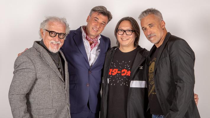 """Tres ex rostros de """"Masterchef"""" llegan a CHV para original apuesta culinaria liderada por Sergio Nakasone"""