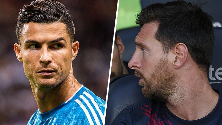 """Cristiano Ronaldo cataloga de """"positiva"""" su rivalidad con Messi y le hace particular e inesperada invitación"""