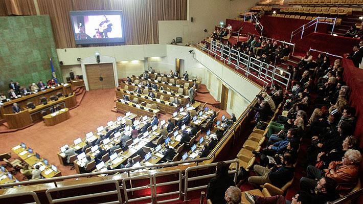 Diputados aprueban en general la reforma tributaria y se visa la reintegración con votos de la DC