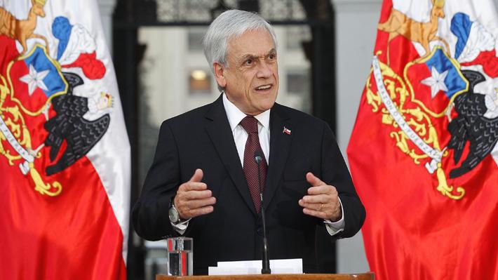 Piñera asegura que ofreció ayuda a Brasil para combatir incendios y que propondrá lo mismo a Bolivia
