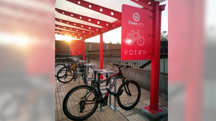 Metro de Santiago habilita 40 nuevos estacionamientos gratuitos para bicicletas en tres estaciones