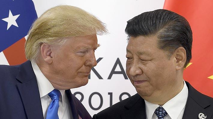 Trump escala la guerra comercial y responde a China con un alza de aranceles a importaciones