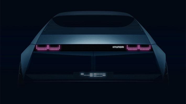Autos eléctricos con inspiración retro: Conoce cómo será el futuro de los modelos de Hyundai