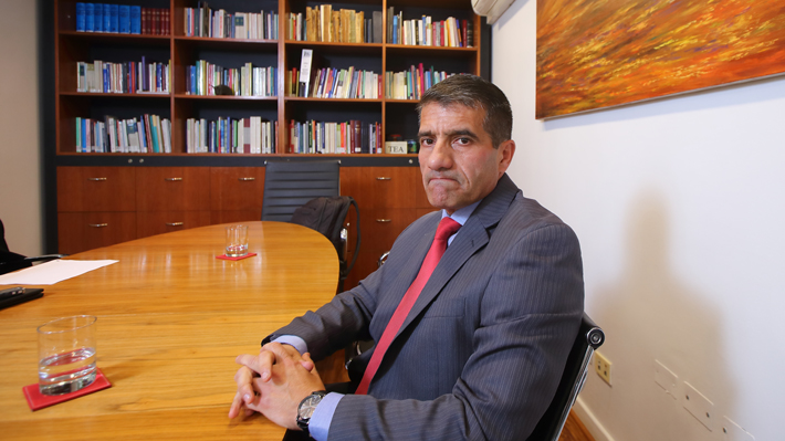 Fiscalía formalizará a juez de Rancagua Marcelo Vásquez por tres delitos