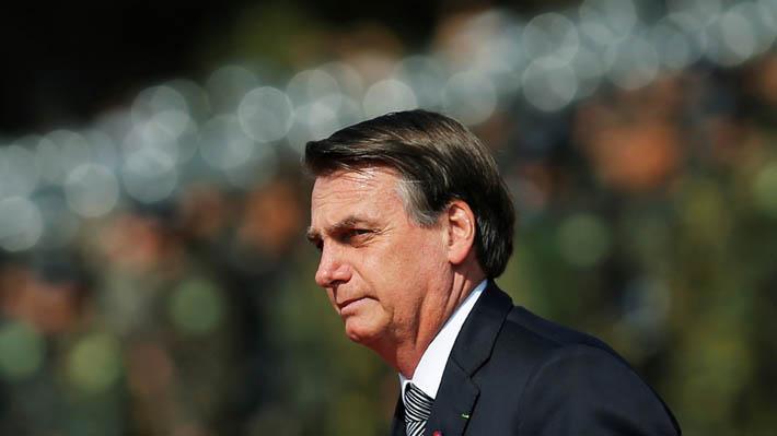 Bolsonaro autoriza envío de Fuerzas Armadas a la Amazonía brasileña para combatir incendios