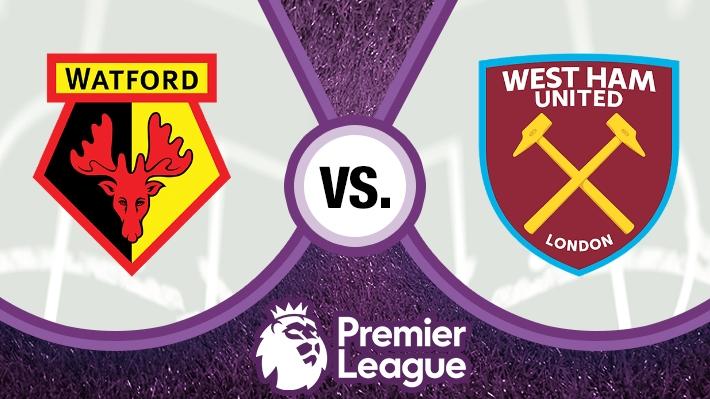 Repasa lo que fue la vicoria del West Ham sobre el Watford en la Premier