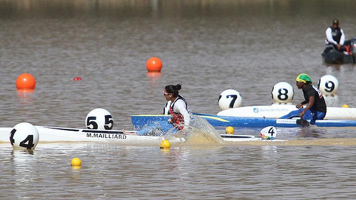 Ya van seis clasificados a Tokio 2020: María José Mailliard hizo historia tras alcanzar el 4° lugar en el Mundial de canotaje