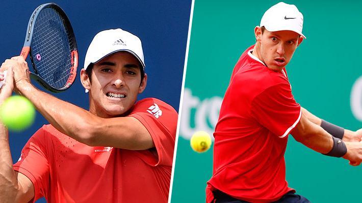 Cristian Garin y Nicolás Jarry ya tienen día y hora para su debut en el US Open