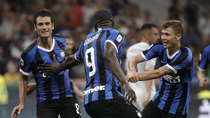 Inter de Milán golea en la primera fecha de la Serie A mientras aún no se resuelve el posible traspaso de Alexis