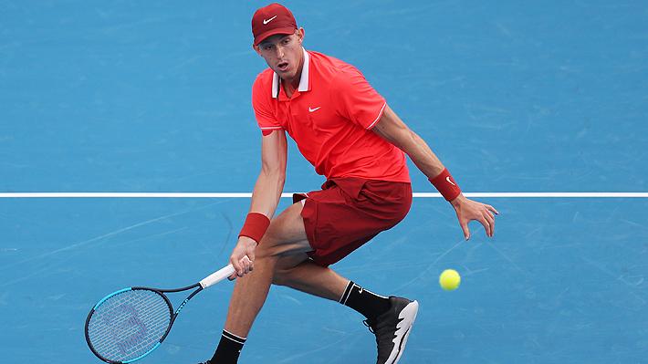 """En un partido maratónico, Nicolás Jarry perdió con un """"lucky loser"""" y se despidió en primera ronda del US Open"""