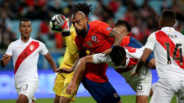 """Tendría su revancha... La """"Roja"""" cerraría el 2019 con amistoso ante Perú en Lima"""