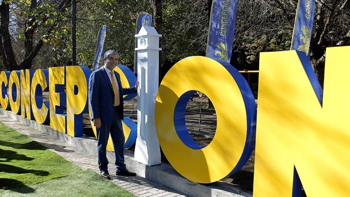 Universidad de Concepción celebra 100 años: Rector Carlos Saavedra analizó futuros desafíos del plantel