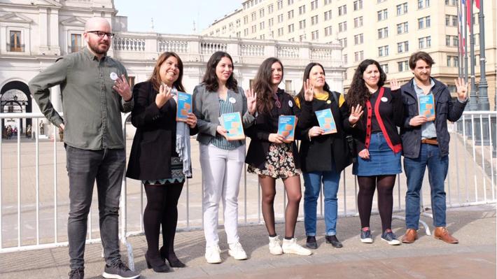 """Oposición acelera el tranco y programa votación del proyecto de """"40 Horas"""" para el próximo lunes"""