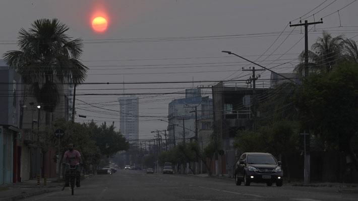 Días sin sol y problemas respiratorios: El escenario en el corazón del drama amazónico de Brasil