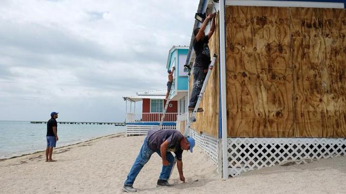 Trump declara estado de emergencia para Puerto Rico ante la inminente llegada de la tormenta tropical Dorian