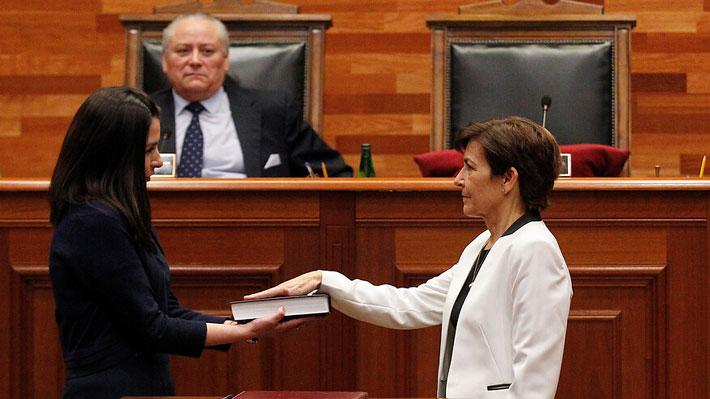 María Luisa Brahm asume la presidencia de TC y se convierte en la segunda mujer en liderar el tribunal