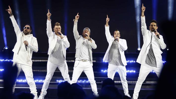 """Backstreet Boys anuncia regreso a Chile en el marco de su gira """"DNA World Tour"""""""