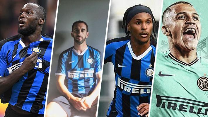 Los millones en refuerzos que gastó el Inter de Alexis en su objetivo de relanzar al club y acabar con la hegemonía de la Juventus