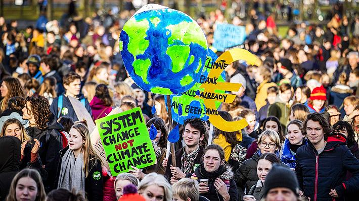 """Pablo Ortúzar: """"Es infantil que la derecha niegue la crisis ambiental porque ella puede ser manipulada por la izquierda"""""""