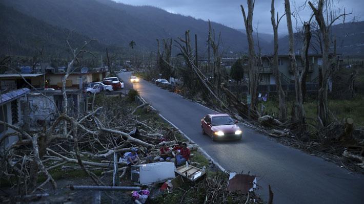 Trump defiende su respuesta al huracán en Puerto Rico pese a cifra de muertos