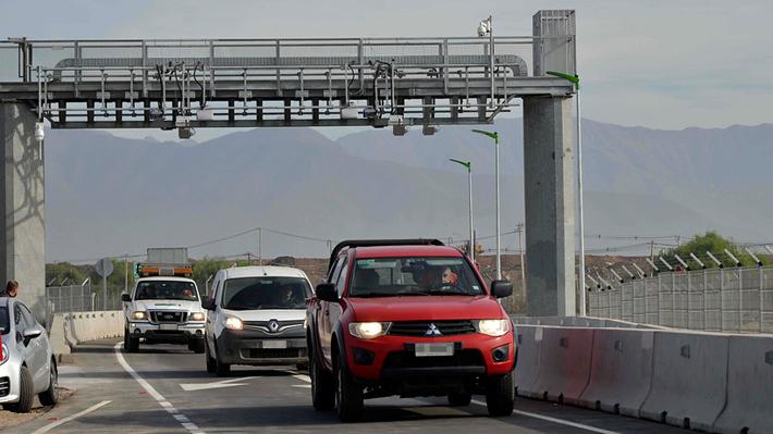 """MOP inaugura nuevo acceso al aeropuerto de Santiago: """"Vamos a descongestionar bastante"""""""