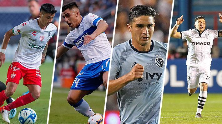 """Tres recibieron su primer llamado a la """"Roja"""": Los sorpresivos nombres de Rueda para los choques ante Argentina y Honduras"""