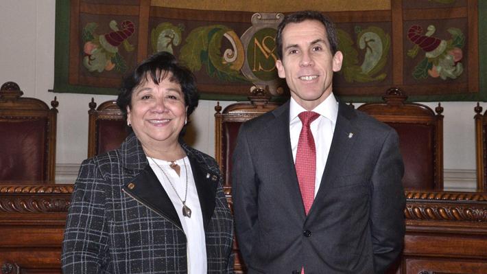 Nombran a la rectora interina del Instituto Nacional: Fue seremi de Educación durante movilizaciones de 2011