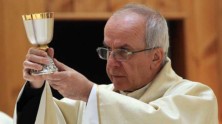 Nuncio Ivo Scapolo deja Chile tras ocho años: Vaticano lo nombra como representante en Portugal