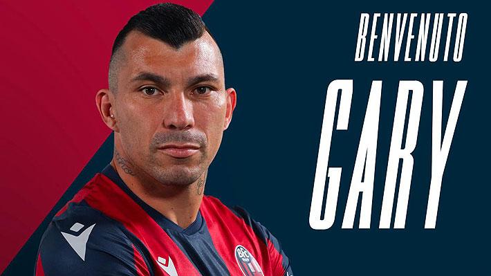 """""""Con el Pitbull no se juega"""": El divertido video con el que Bologna presentó a Gary Medel"""