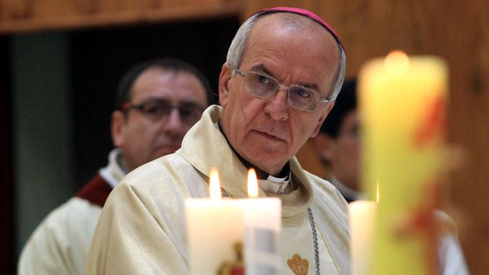 El polémico paso por Chile de Ivo Scapolo, el nuncio apostólico que acompañó a Juan Barros