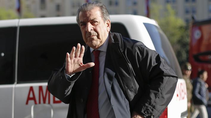 """Ex Presidente Frei no descarta acciones legales tras autodenuncia de su hermano: """"Estamos muy golpeados"""""""
