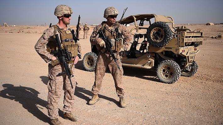 EE.UU. mantendrá 8.600 soldados en Afganistán después de que se concrete acuerdo con los talibanes