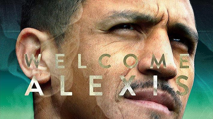 """Inter de Milán finalmente oficializa el fichaje de Alexis Sánchez, la """"leyenda de la 'Roja'"""""""