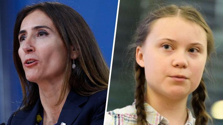 Ministra de Medio Ambiente se reunirá con Greta Thunberg en Nueva York previo a la COP25