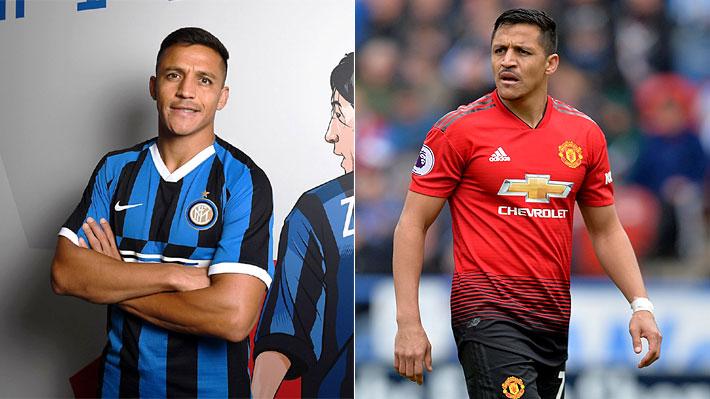 Vota y opina: ¿Alexis Sánchez hizo bien en partir del Manchester United al Inter de Milán?