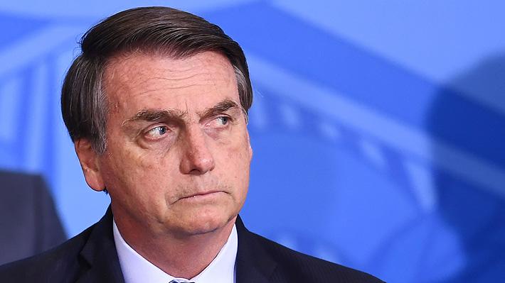 Bolsonaro afirma que conversará con Merkel sobre la Amazonía e insiste en que Macron se disculpe con él